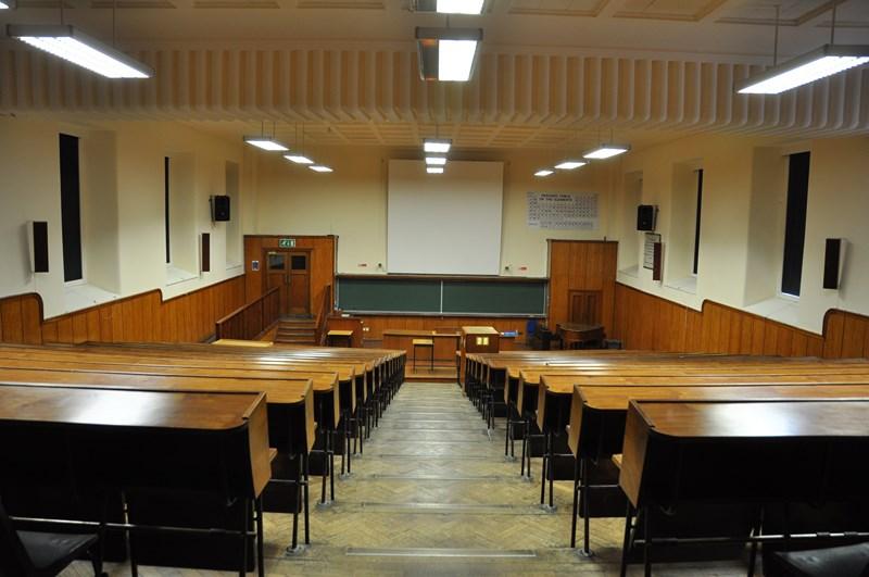 Callan Hall lecture theatre - Léachtlann Halla Callan