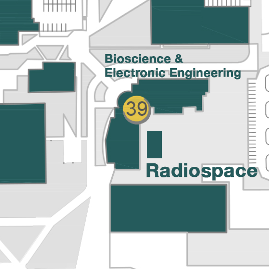 Radiospace Location