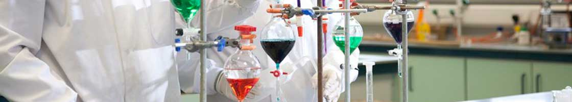 Chemistry - Students with Chemical - Maynooth University