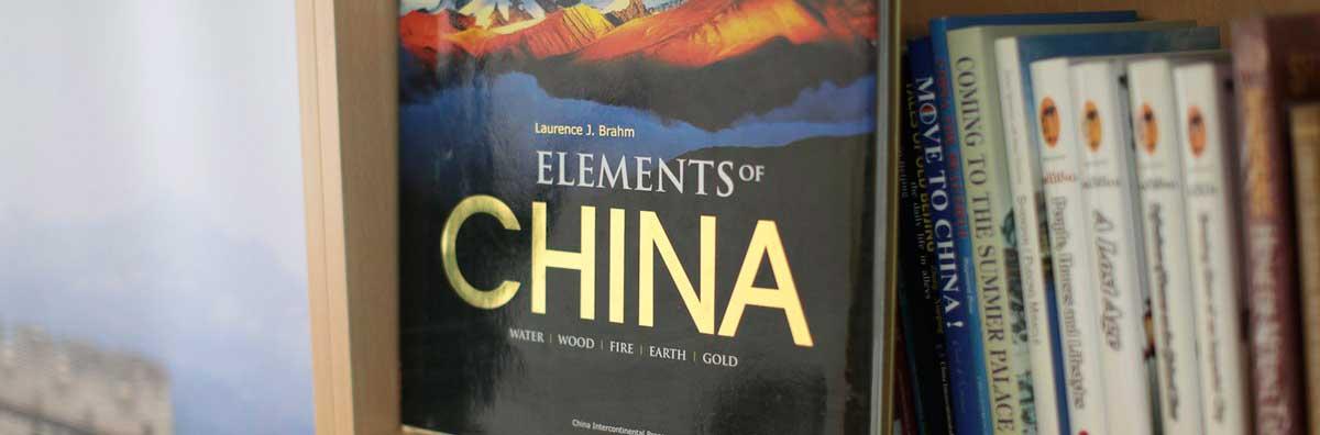 Chinese Studeis - Book on Shelf - Maynooth University