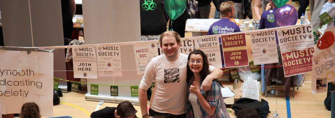 Clubs and Societies - Music Society Members - Maynooth University