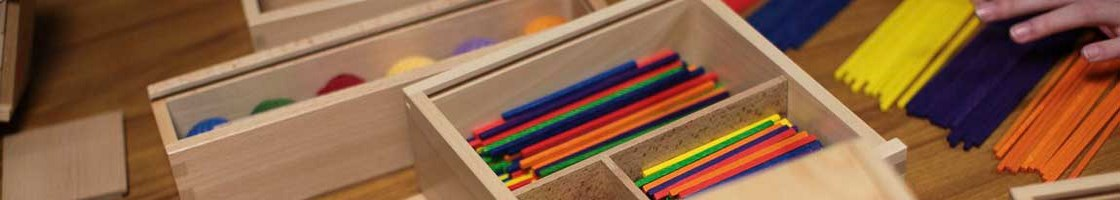 Froebel - Box of Art Materials - Maynooth University