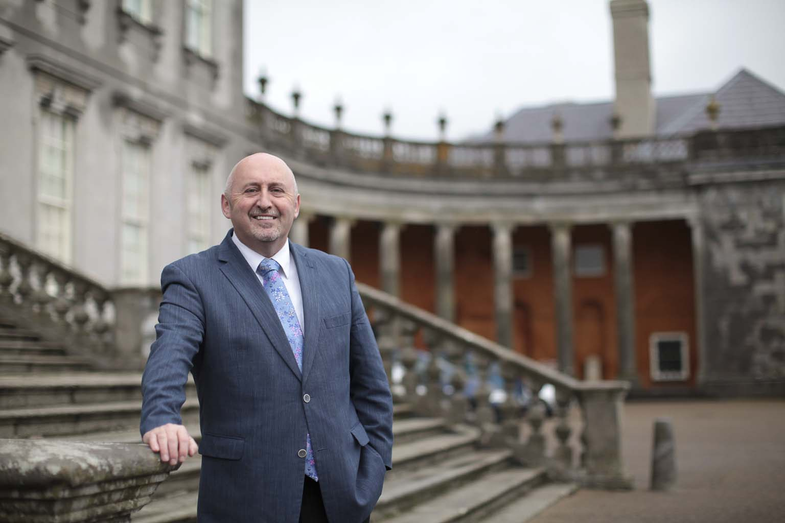 History - Terry Dooley at Castletown House - Maynooth University