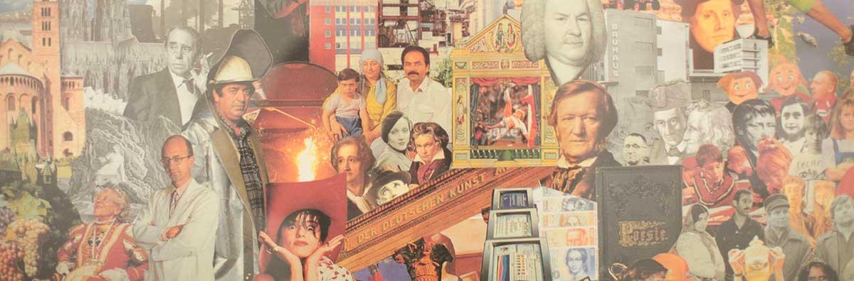 Language Centre - Magazine Collage - Maynooth University