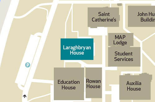 Laraghbryan House - Maynooth University