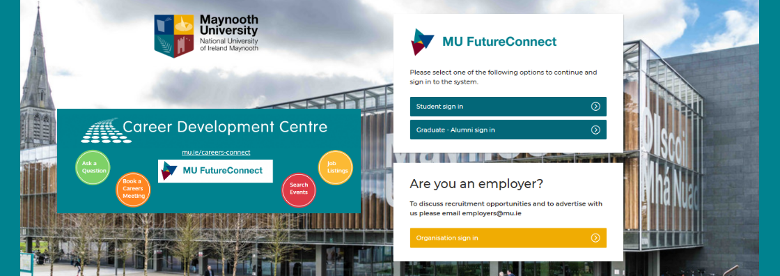MU Future Connect - Career Development Centre