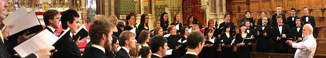 Music - Composer with Choir - Maynooth University