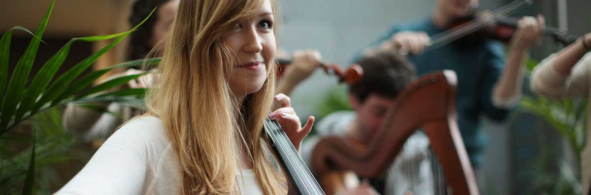 Music - Cellist - Maynooth University