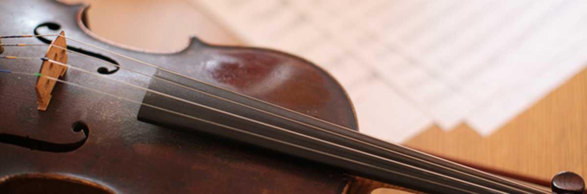 Music - Violin - Maynooth University
