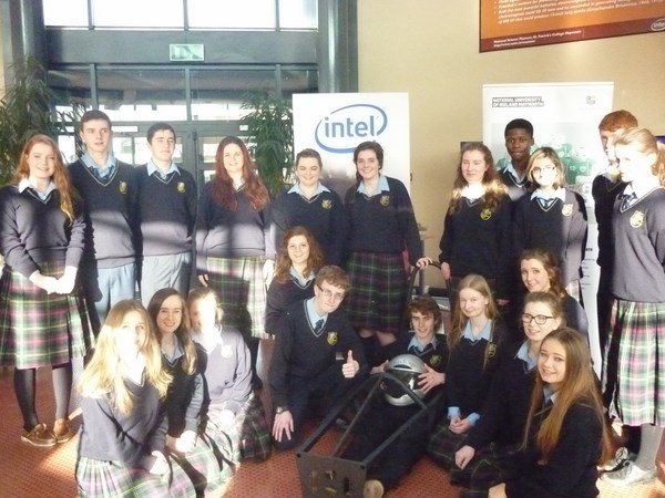 Maynooth Post Primary School TY Formula 24 Challenge