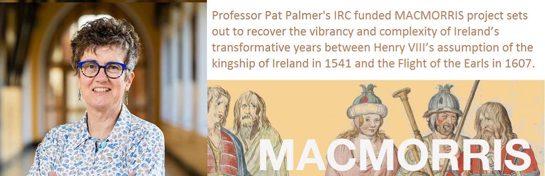Pat Palmer MACMORRIS