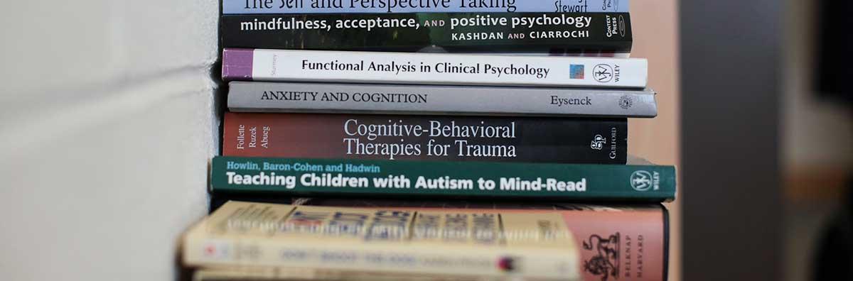 Psychology - Stack of Books - Maynooth University