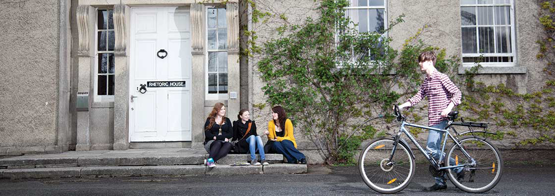 Rhetoric House - Maynooth University