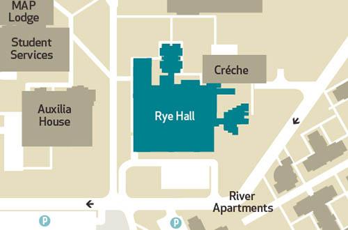 Rye Hall - Maynooth University