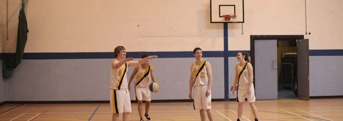 Sports - Basketball2 - Maynooth University