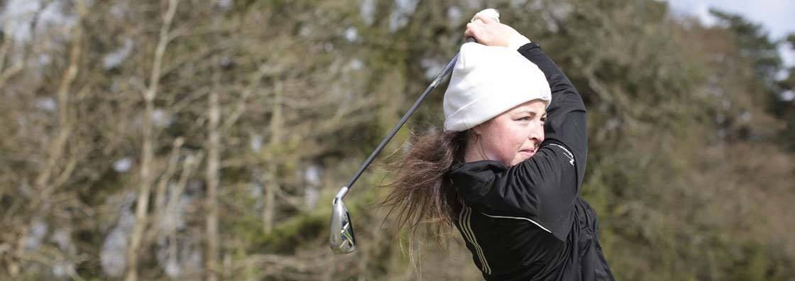 Sports - Golf female - Maynooth University