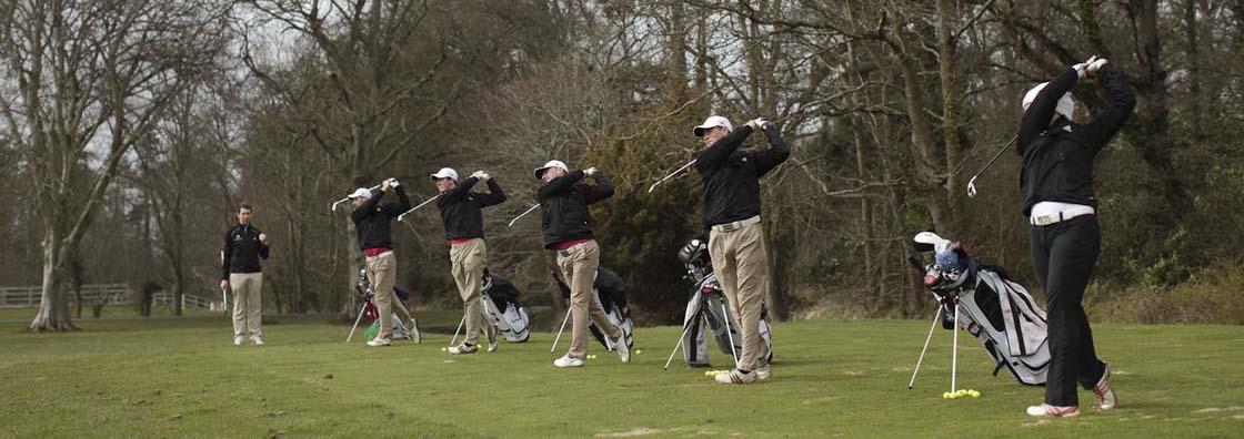 Sports - Golf4 - Maynooth University