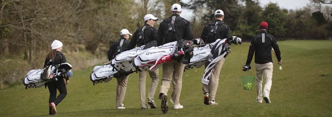 Sports - Golf7 - Maynooth University