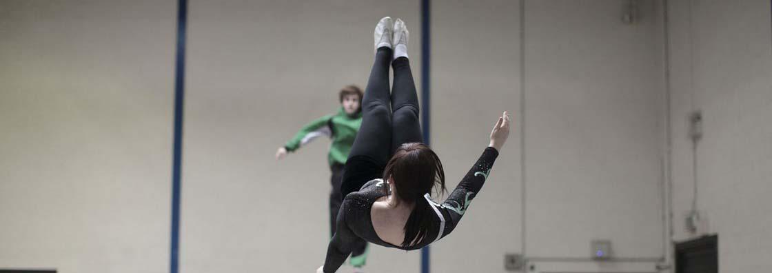 Sports - Gymnastics - Maynooth University