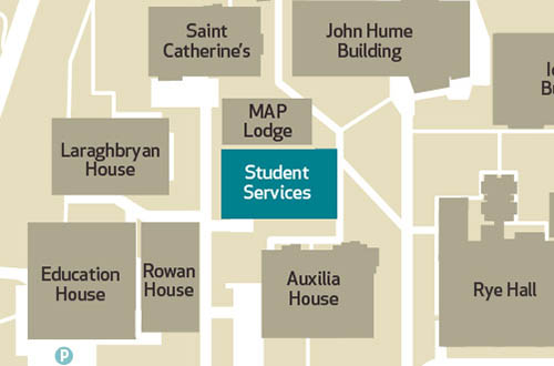 Student Services - Maynooth University