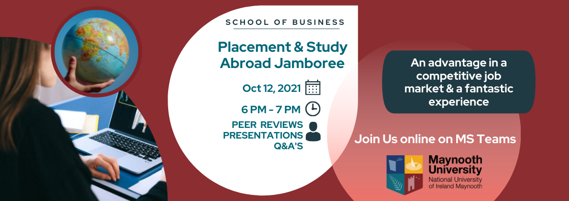 Business Jamboree for students interested in work placement