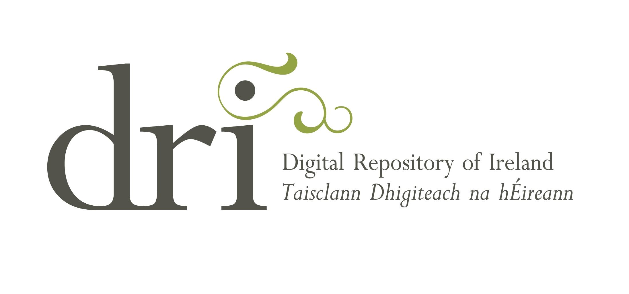 Digital Respository of Ireland logo