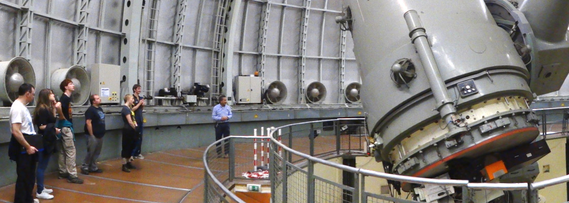 Experimental Physics - Observatiore Haute Province - Maynooth University