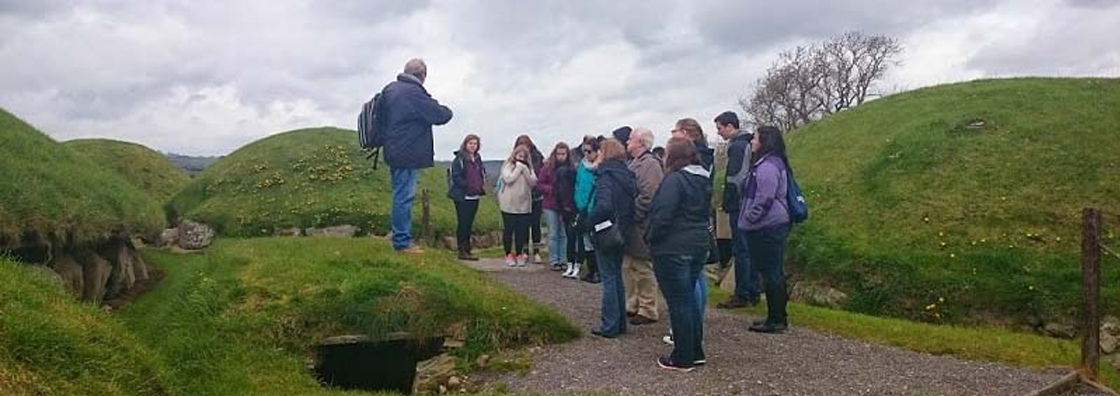 Knowth tour