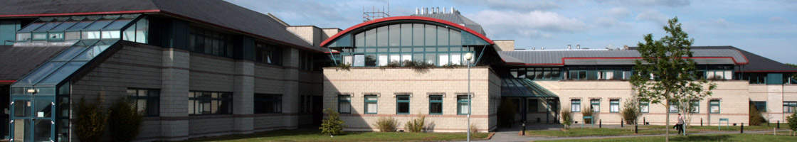 Experimental Physics - research building - Maynooth University