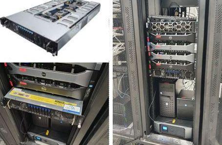 Multi GPU Deep Learning Server