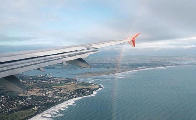 IO_Arrival to Ireland