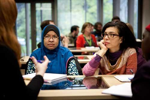 Communications & Marketing - Library students - Maynooth University