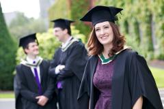 Graduation 2012 - male and female  - Maynooth University