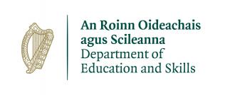 Department of Education and Skills Logo