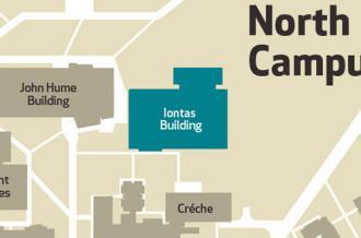 Iontas Building - Maynooth University