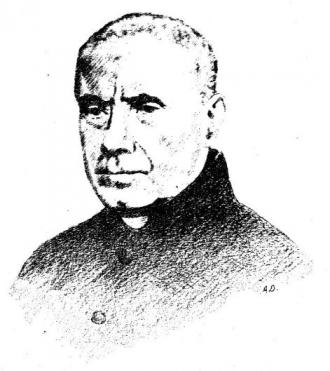 Reverend Nicholas Callan (1799 - 1864)