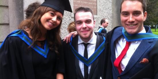 Anth - Sept Grads - Maynooth University