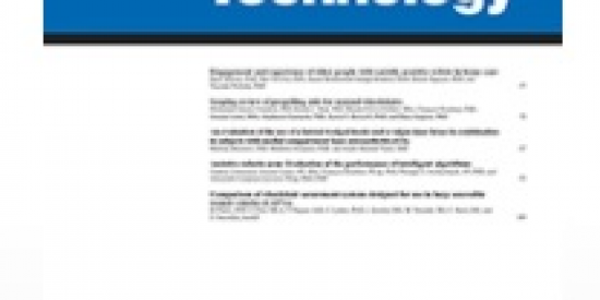 Assistive Technology The official journal of RESNA thumbnail