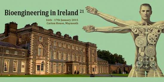 Vice-President for Research - Cluster News: Bioengineering Conference in Carton House, Maynooth - Maynooth University