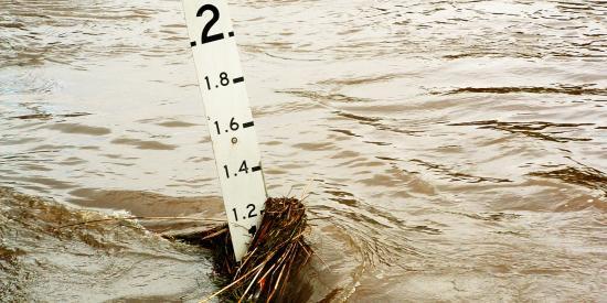Climate Change flooding- Maynooth University