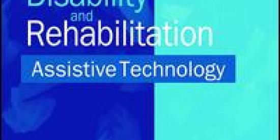 Disability and Rehabilitation Assistive Technology