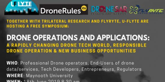 Drone Operations and Applications