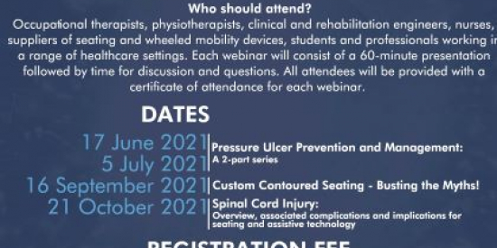European Seating Symposium Incorporating Assistive Technology Knowledge Series