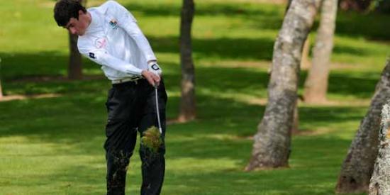 Golf - Gary Hurley - Maynooth University