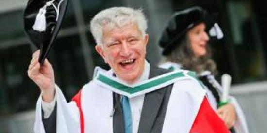 Ancient Classics - George Huxley Honorary Degree - Maynooth University
