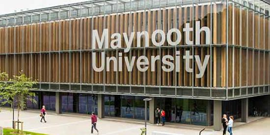 Communications - Library sign news and events - Maynooth University