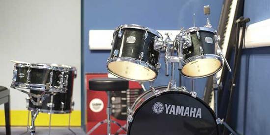 Music - Drum Kit - Maynooth University
