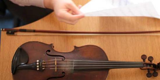 Music - Ryan Molloy - Violin