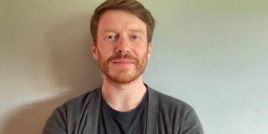 Peadar Kearney - PhD Student French Studies