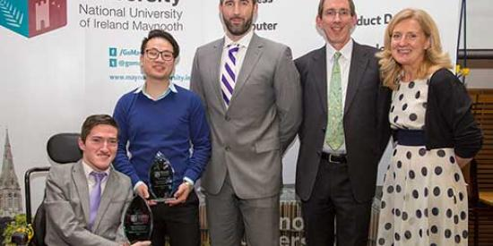 Access - James Cawley, Bao Nguyen, Andrew Hogan, Aidan Mulkeen, Rose Ryan - Maynooth University